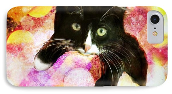 Rama The Miracle Cat IPhone Case