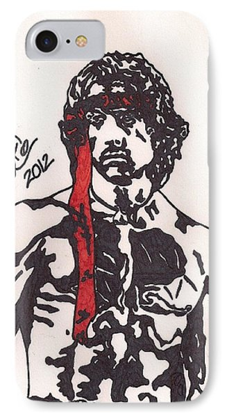 Rambo First Blood Part II IPhone Case by Jeremiah Colley