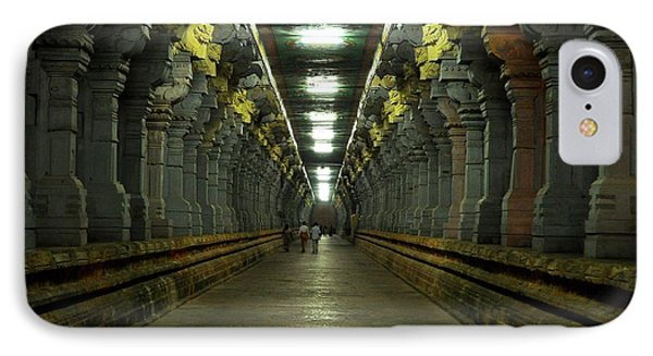 Rameshwaram Temple India IPhone Case