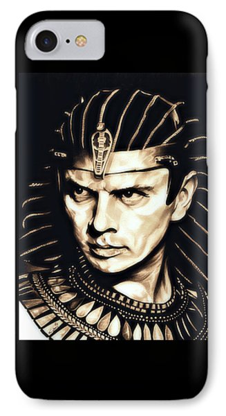 Ramses II IPhone Case by Fred Larucci