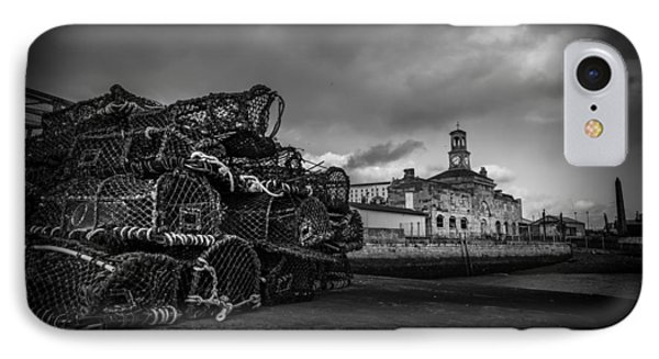 Ramsgate Lobster Pots  IPhone Case