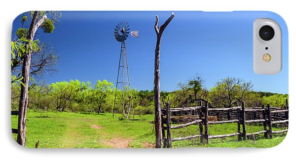Ranch At Click Gap II IPhone Case by Greg Reed