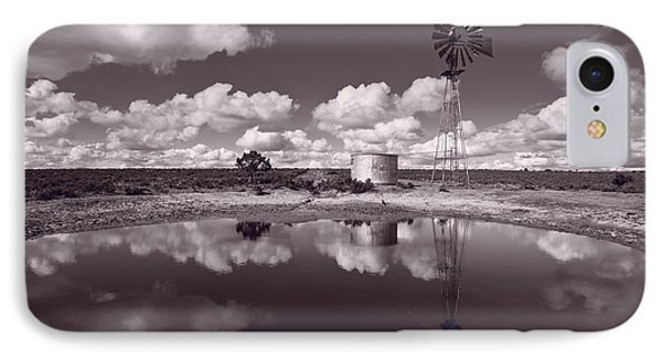 Ranch Pond New Mexico IPhone Case