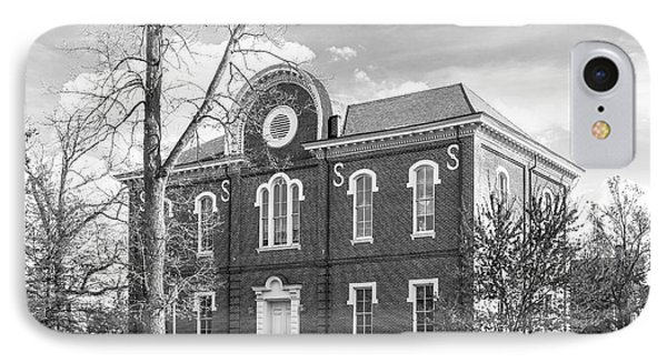 Randolph- Macon College Franklin Hall IPhone Case by University Icons