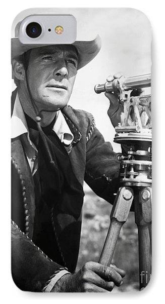 Randolph Scott (1898-1987) Phone Case by Granger