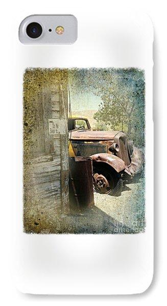 Randsburg Truck 3 IPhone Case