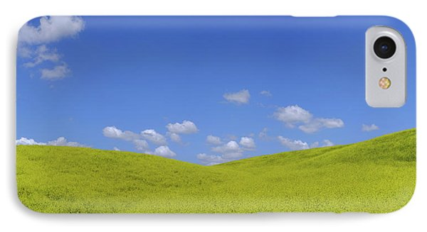 Rapeseed Landscape IPhone Case