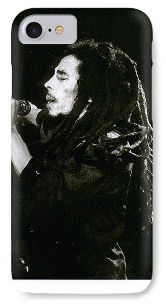 Rastafarian  IPhone Case by John Clarke