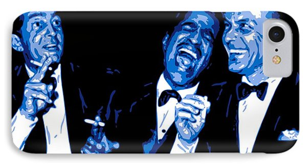 Rat Pack At Carnegie Hall IPhone 7 Case