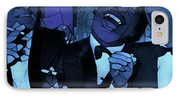 Rat Pack Cool Graphic Abstract IPhone Case