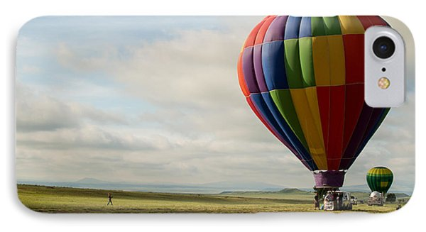 Raton Balloon Festival IPhone Case