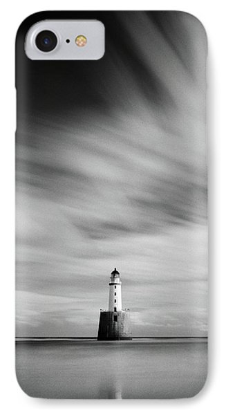 Rattray Head Lighthouse II IPhone Case