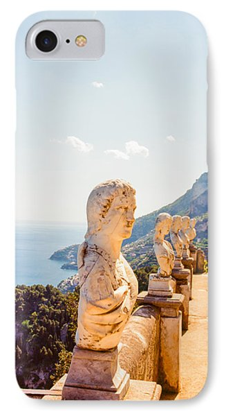 Ravello Amalfi Coast Italy IPhone Case by Ariane Moshayedi