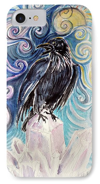 Raven Magic IPhone Case