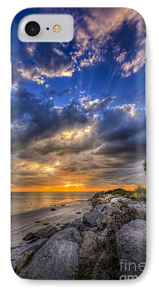 Raw Beauty IPhone Case by Marvin Spates