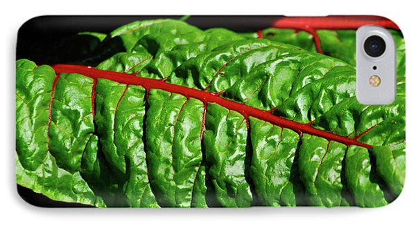 IPhone Case featuring the photograph Raw Food by Harry Spitz