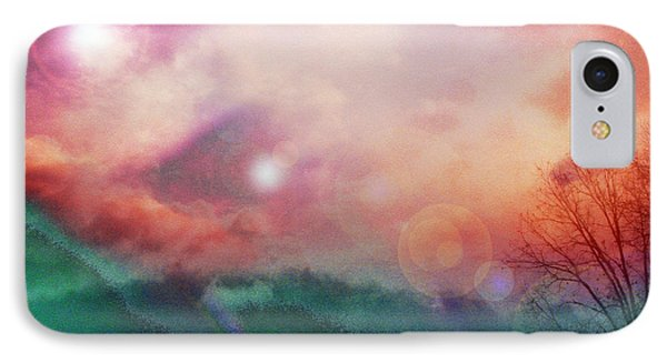 Ray Of Hope IPhone Case by Linda Sannuti