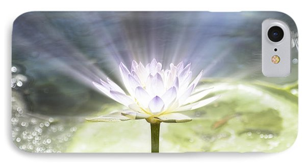 Rays Of Hope IPhone Case by Douglas Barnard