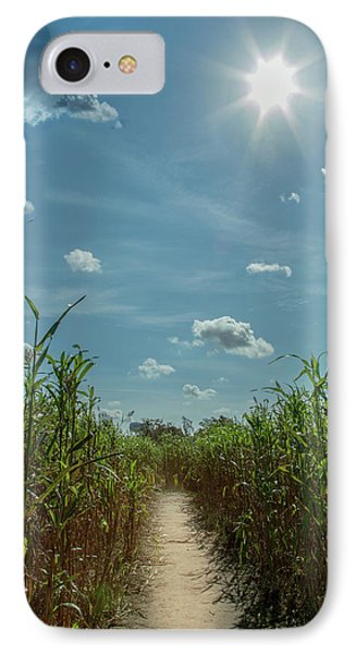 Rays Of Hope IPhone Case