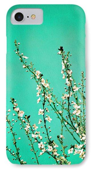 Reach - Botanical Wall Art IPhone Case by Melanie Alexandra Price