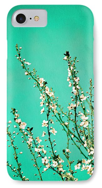 Reach - Botanical Wall Art IPhone Case