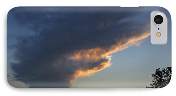 Reach For The Sky 25 Phone Case by Mike McGlothlen