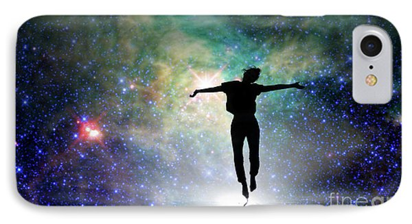 IPhone Case featuring the photograph Reach For The Stars by Delphimages Photo Creations