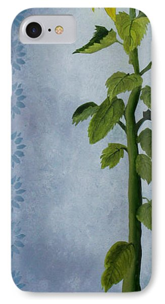 Reaching For The Light IPhone Case by Jane Autry