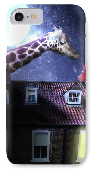 Reaching Out IPhone Case by Nathan Wright