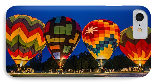 Ready For Liftoff IPhone Case by Kim Wilson
