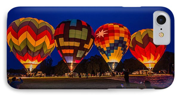 IPhone Case featuring the photograph Ready For Take Off by Kim Wilson