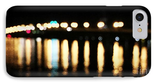 Bridge Of Lions -  Old City Lights IPhone Case by LeeAnn Kendall
