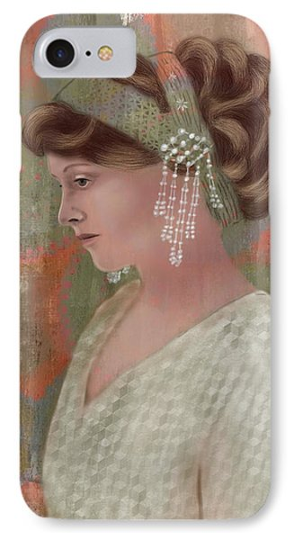 Ready To Go IPhone Case by Terry Honstead