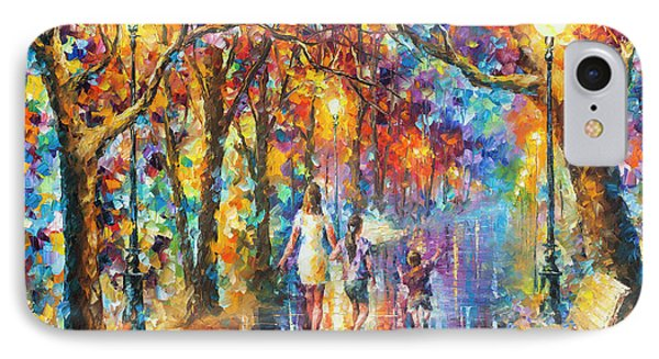 Real Dreams   Phone Case by Leonid Afremov