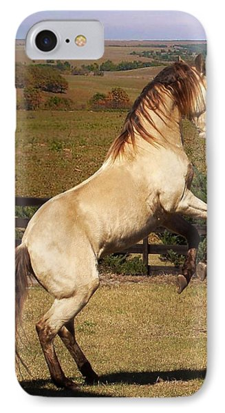 IPhone Case featuring the photograph Wild At Heart by Barbie Batson