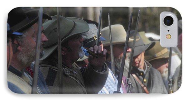 Rebel Bayonets Phone Case by David Lee Thompson