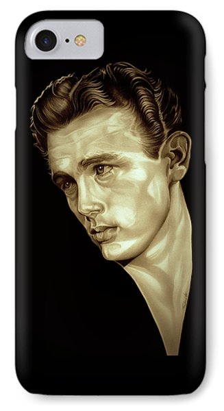 Rebel IPhone Case by Fred Larucci