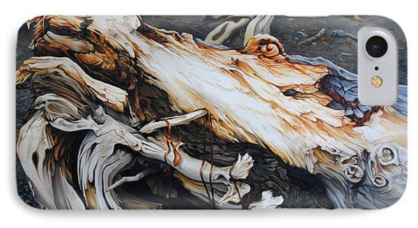 Rebirth Phone Case by Chris Steinken