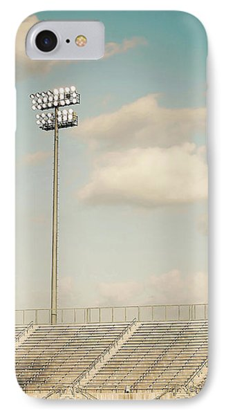 IPhone Case featuring the photograph Recalling High School Memories by Trish Mistric