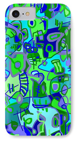 Recess IPhone Case by Jeff Gater