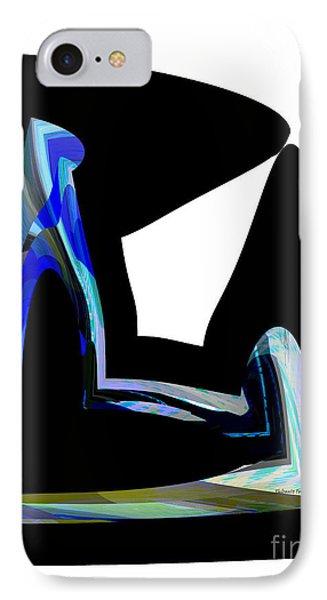 Recline IPhone Case by Thibault Toussaint