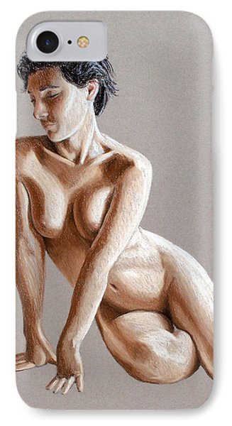 Reclining Figure IPhone Case