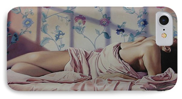 Reclining Nude IPhone Case by Patrick Anthony Pierson