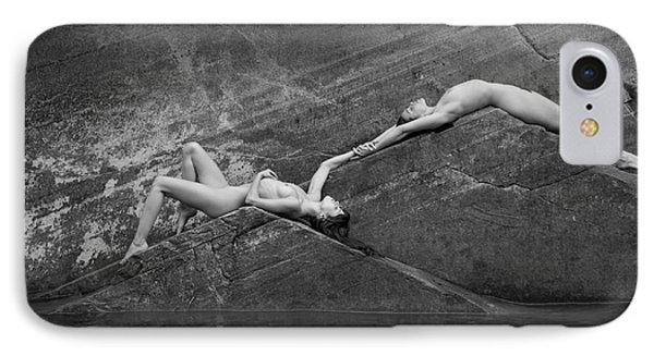 Reclining Nudes IPhone Case