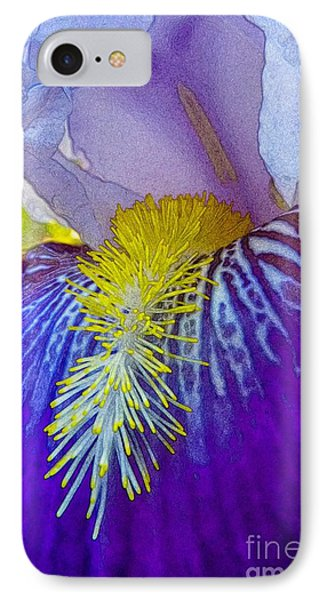 Recollection Spring 3 IPhone Case by Jean Bernard Roussilhe