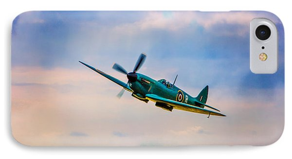 Reconnaissance Spitfire IPhone Case by Chris Lord