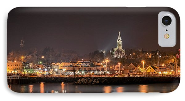 Red 1860 IPhone Case by James Meyer