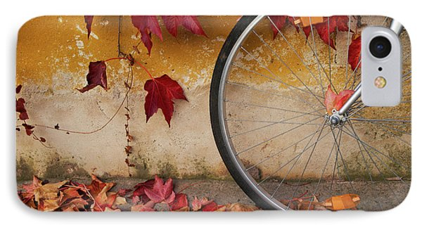 IPhone Case featuring the photograph Red Autumn by Yuri Santin
