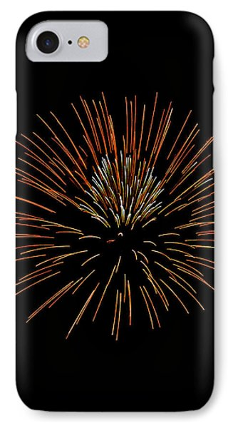 Red Ball IPhone Case by Phill Doherty