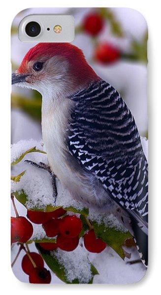 Red Bellied Woodpecker IPhone 7 Case